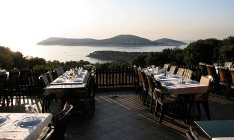 Club Mavi, Buyukada, Prince's Island, Istanbul