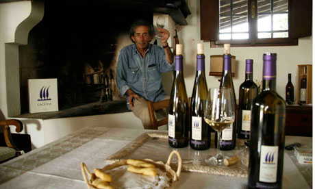 Paolo Caccese, winemaker