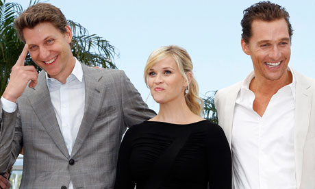 Jeff Nichols Reese Witherspoon and Matthew McConaughey