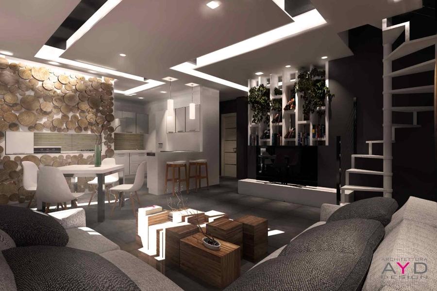 Centimetri in cucina, in soggiorno, in ingresso e in corridoio. Mobili Lavelli Idee Per Controsoffitti Moderni