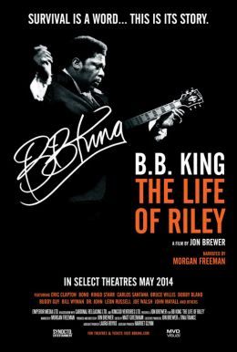 Poster do filme BB King: The Life of Riley