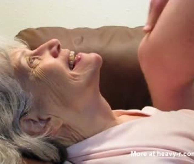 Grandma Sucks And Swallows