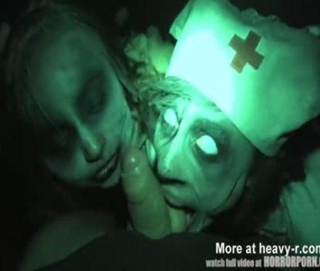 Horror Hospital Ghosts