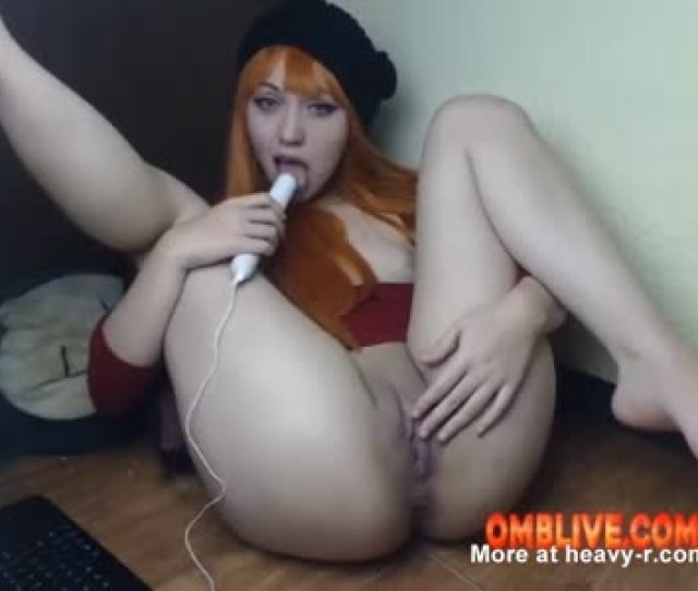 Licking Pussy Juice From Vibrator