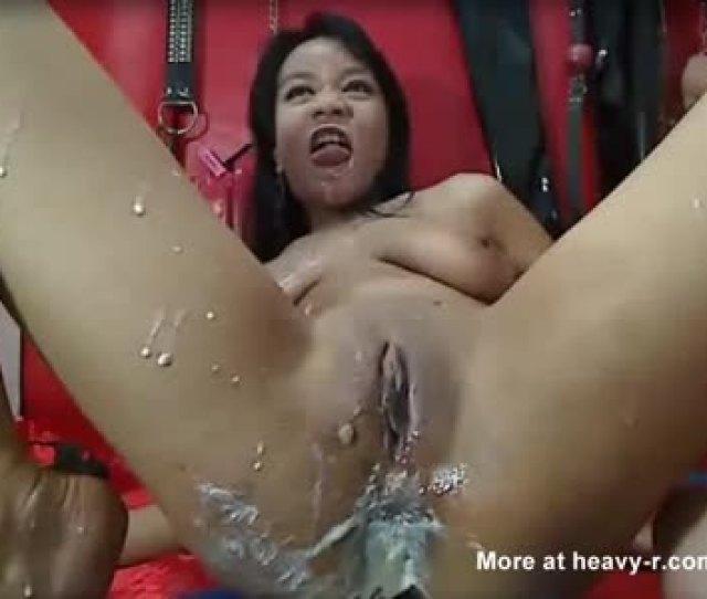 Scat Slut Eating Her Own Poop