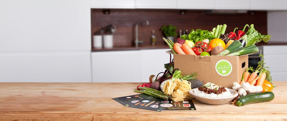 Tasty recipes and fresh ingredients delivered to your door id not heard of hello fresh before they are a relatively new company but i was asked to try out one of their vegetarian boxes so i thought why not forumfinder Gallery