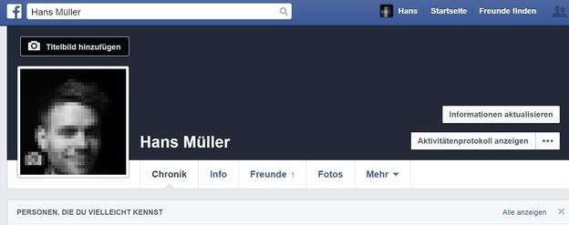 Ohne freundschaft profile anschauen facebook Facebook: Markieren