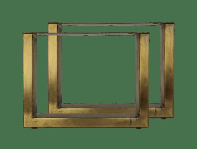 coffee table legs u model antique