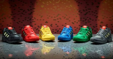 """Our Inner Child Wants Every Pair of the LEGO x adidas ZX 8000 """"Bricks"""""""