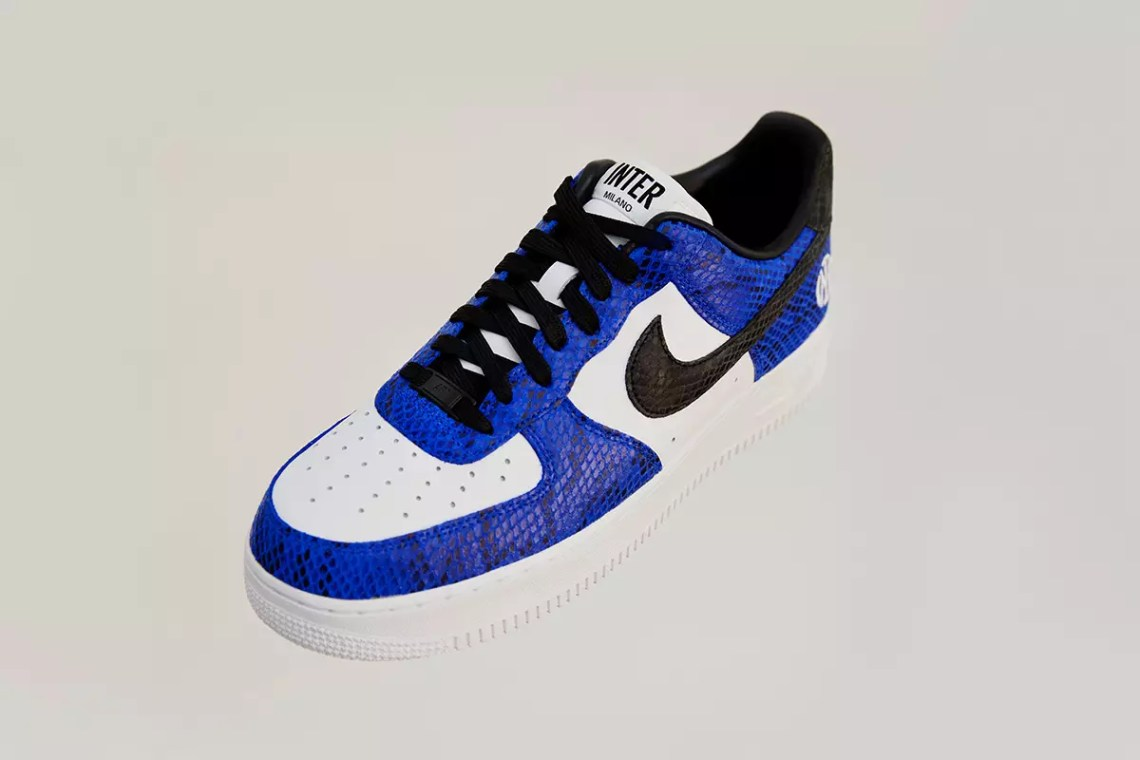 How to Get Your Hands on the Inter Milan x Nike AF1 Sneaker