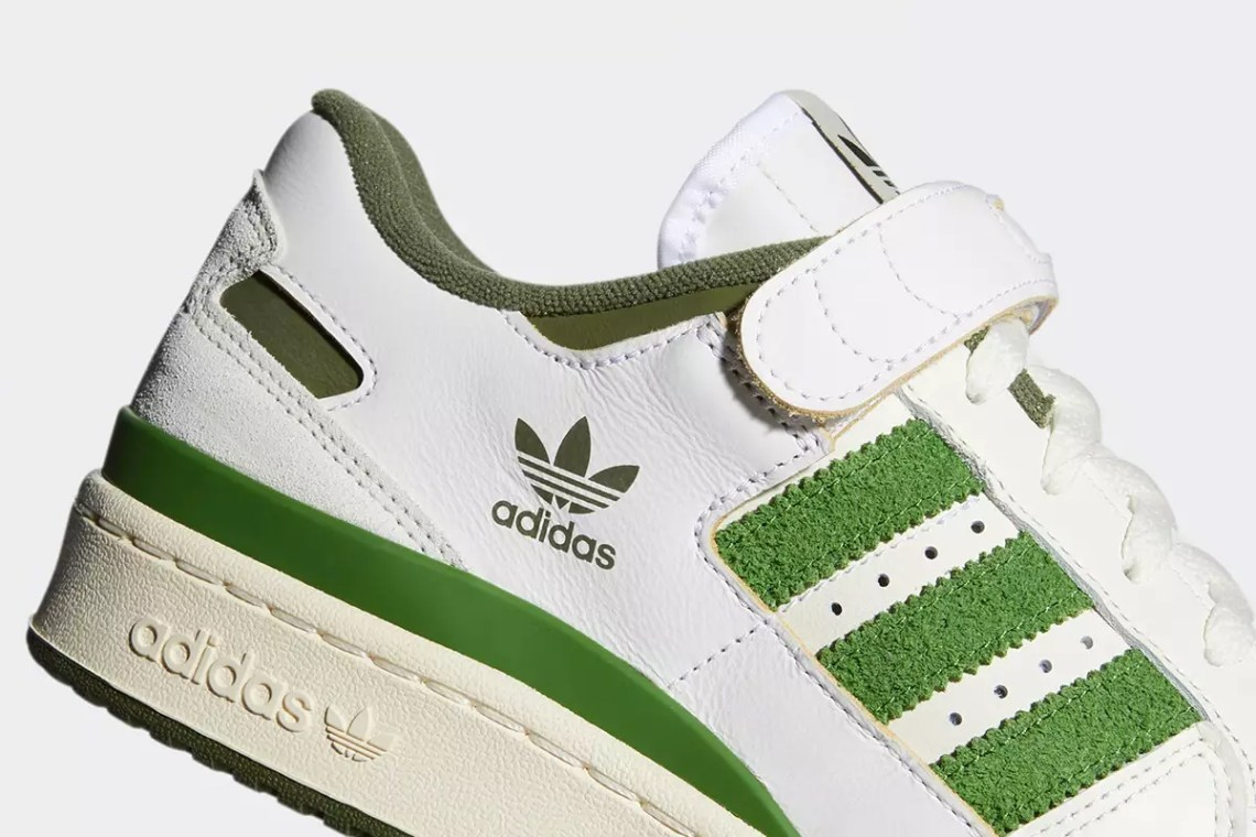 The adidas Forum Low Has Been Resurrected & Here's Proof