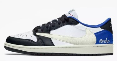 There's Another Travis Scott x Fragment x Air Jordan Collab on Its Way
