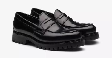 Here's How to Make Leather Footwear Work in Spring & Summer