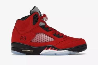 """Secure Your Pair of Nike Air Jordan 5 Retro """"Raging Bull"""" Early Here"""