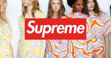 Supreme Might Make Pucci a Thing Again
