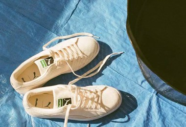 Butter Goods' PUMA Basket Is Made to Be Dyed