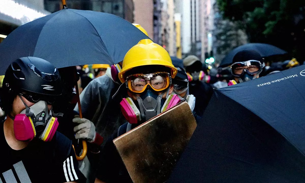 Hong Kong Protests: How Are Local Rappers Addressing Them?
