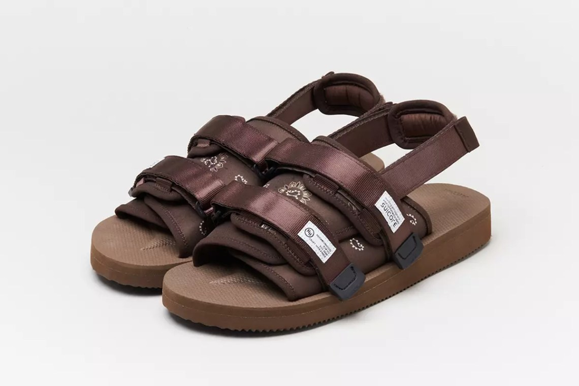 Suicoke Gives Its Sandal the NEIGHBORHOOD Treatment