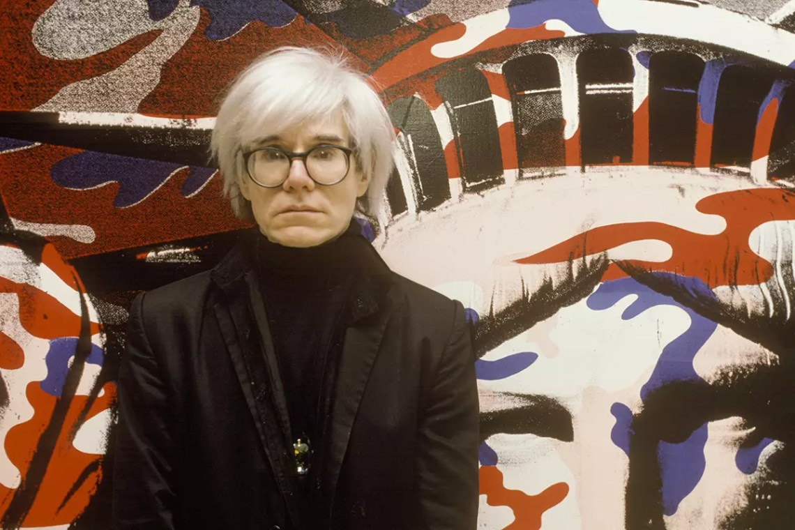 Andy Warhol's Digital Artworks Make Their NFT Debut – But Are They Fakes?