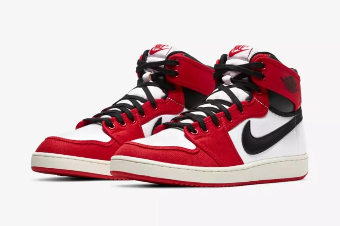 "It's Official: the Nike Air Jordan 1 KO ""Chicago"" Returns In May"