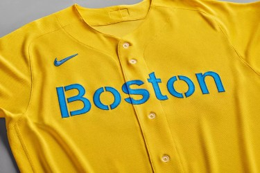 Nike's New Red Sox Uniform Is Radically Different