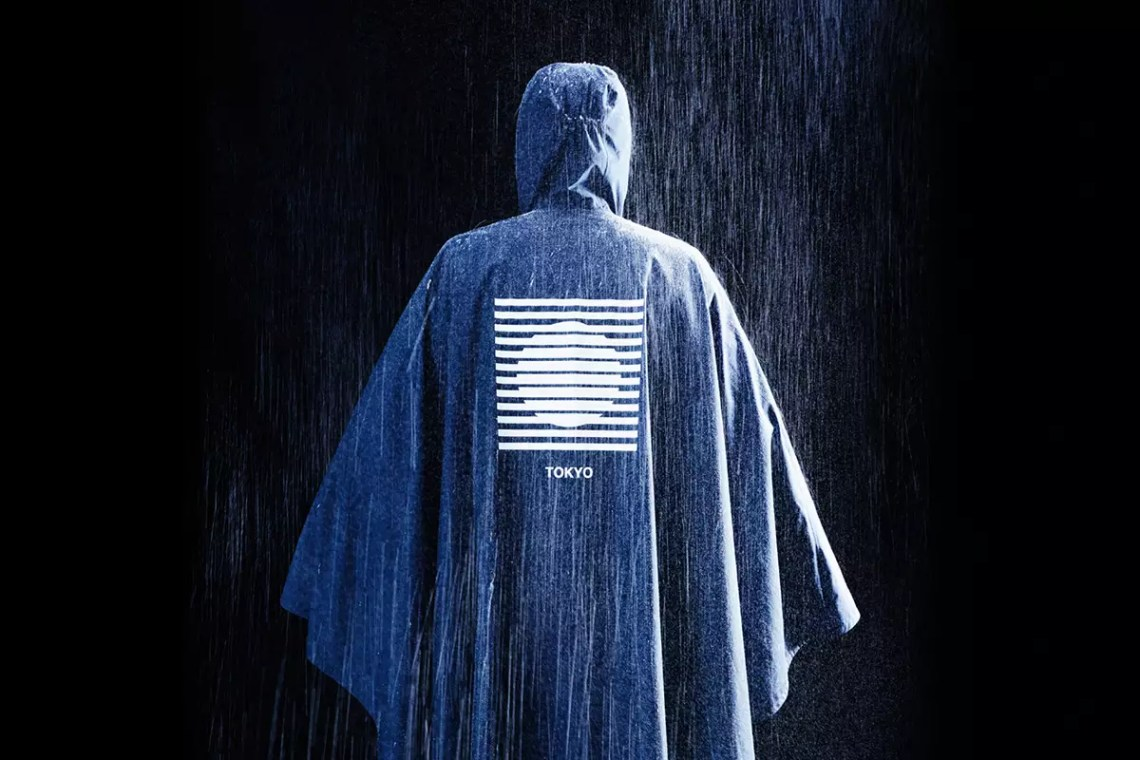 This North Face Poncho Is Your Secret Weapon Against Summer Showers