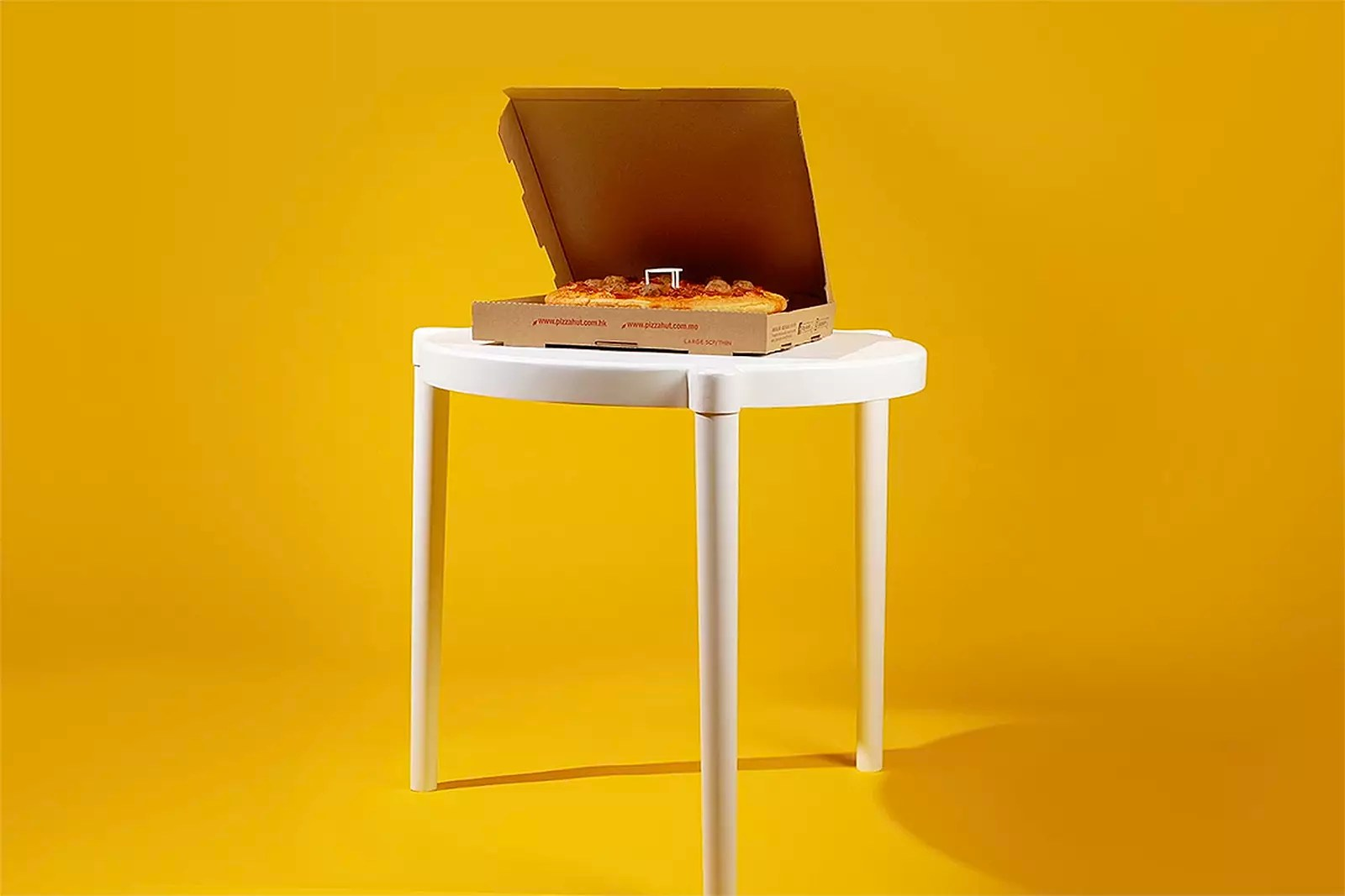 ikea pizza hut create life size