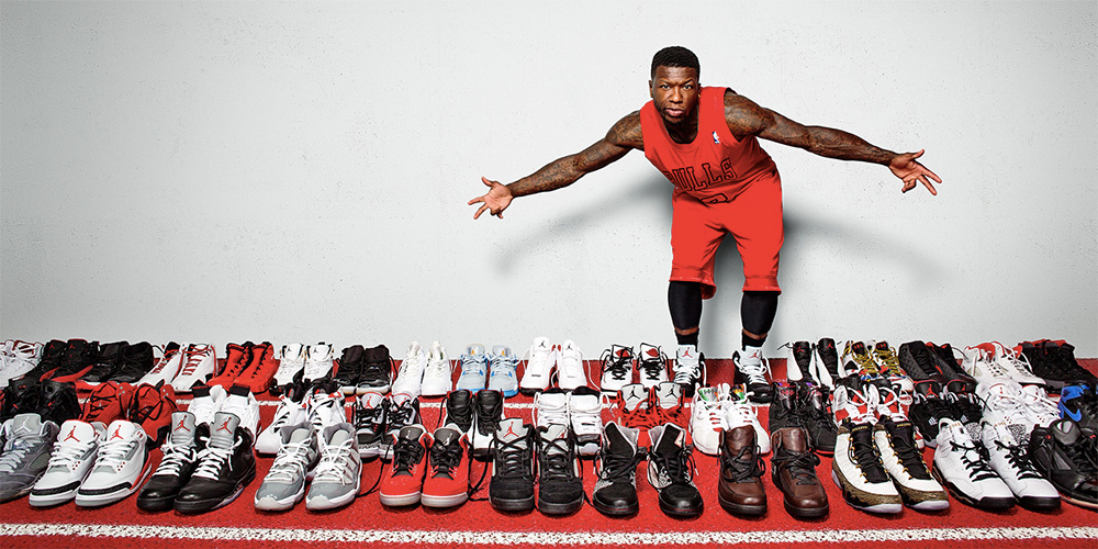 ESPN Profiles Nate Robinsons Jordan Collection Highsnobiety