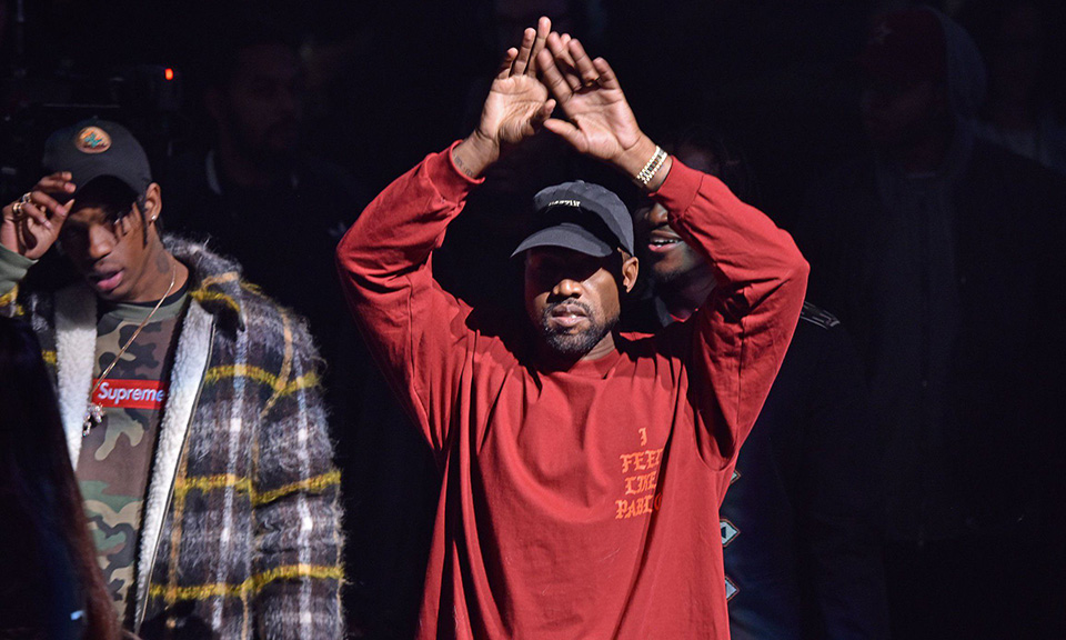 Image result for Kanye 2016 saint pablo west tour