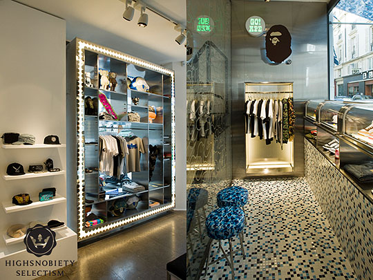 Exclusive First Look The All New Colette Store Paris