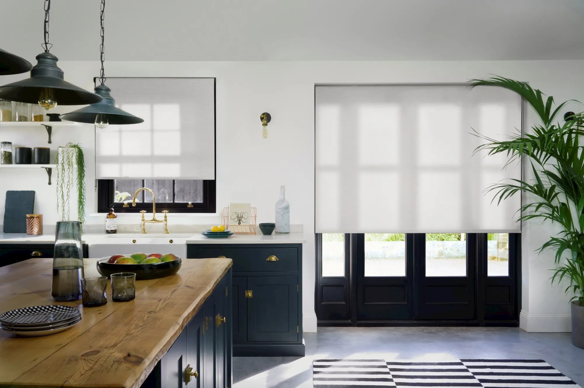 best blinds for french doors