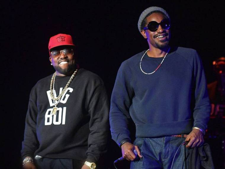 Outkast & The Neptunes Nominated For 2020 Songwriters Hall Of Fame