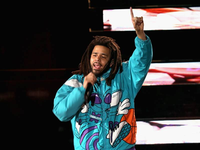 """J. Cole's """"KOD"""" Cover Artist Accuses Him Of Going To The ATM Without Him"""