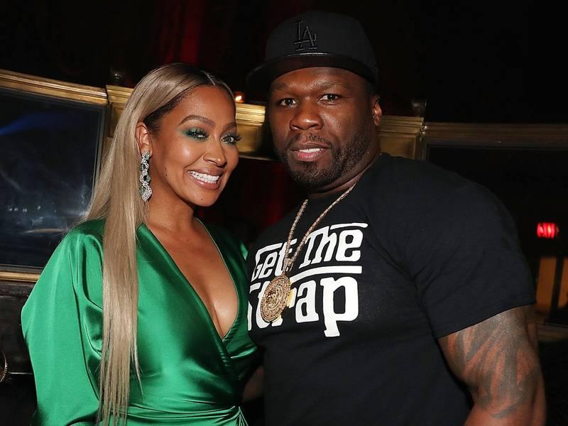 """Power's"" 50 Cent & La La Anthony To Produce ""Intercepted"" Starz Series"