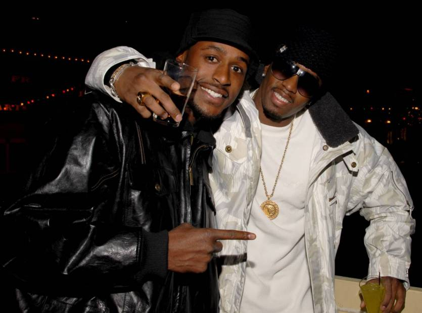 """50 Cent Claims Diddy Was Gonna """"Kill"""" Actor Jackie Long Over Debt"""