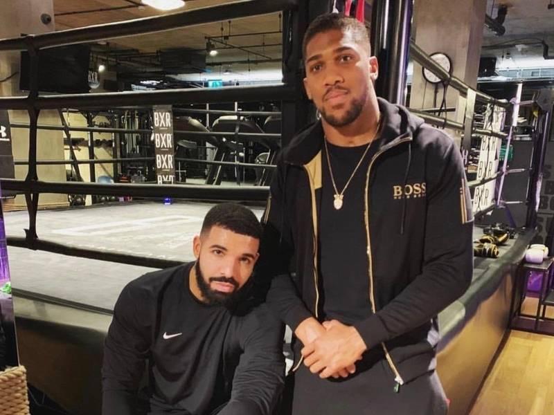 """Drake Curse"" Strikes Again With Boxer Anthony Joshua's Upset Loss"