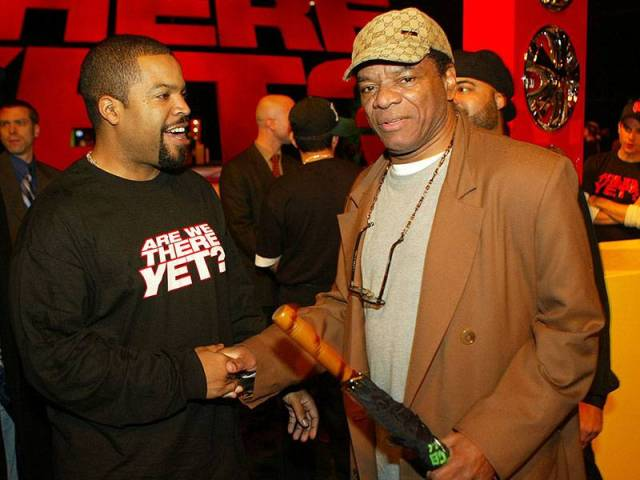 "Ice Cube Mourns John Witherspoon's Death: ""I'm Devastated"""