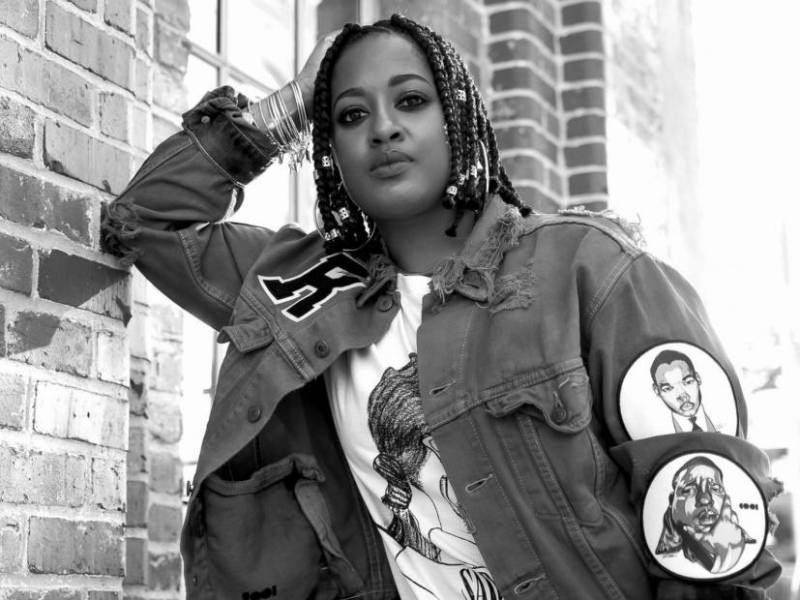 """Rapsody & Blackalicious Embrace Diversity For Door Dash's """"Every Flavor Welcome"""" Campaign"""