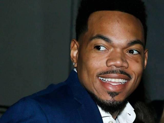 """Chance The Rapper Can't Stop Laughing During Jason Momoa's """"SNL"""" Cameo"""