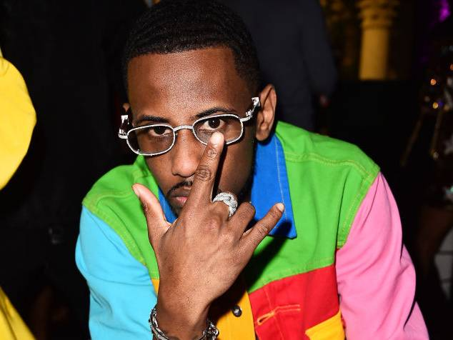 Fabolous Explained Why Ashanti & Tamia Both Have 'Into You' Verses