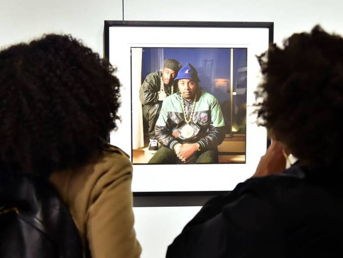 beat positive exhibit - getty images