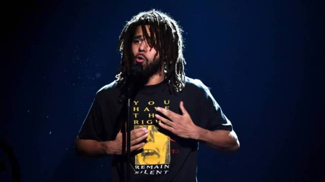 Notoriously Private J. Cole Discusses Life As A Father Of Two