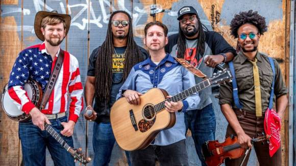 Gangstagrass Follows Explosive Hip Hop Bluegrass Mixtape With 'Ain't No Crime' Video