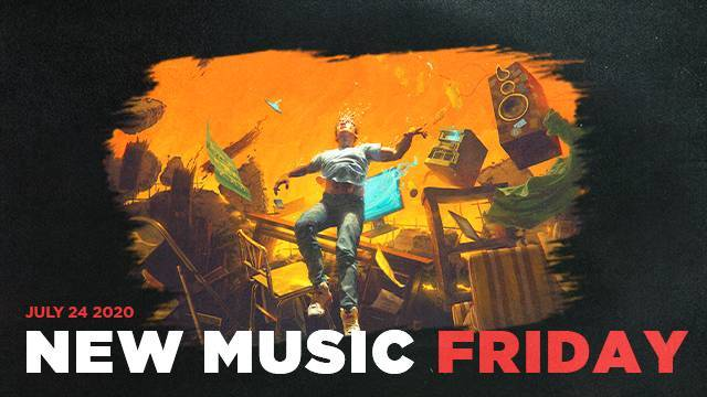 New Music Friday - New Albums From Logic, Lupe Fiasco, Gunna & More