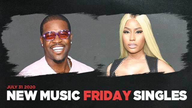 New Music Friday - New Singles From A$AP Ferg & Nicki Minaj, Juicy J & Wiz Khalifa, Action Bronson & More