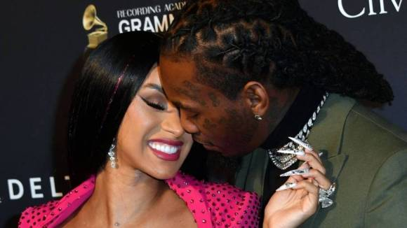 Cardi B Quiets Claims She's In An Abusive Relationship With Offset: 'I'm Sorry Y'all Never Smacked A N-gga'