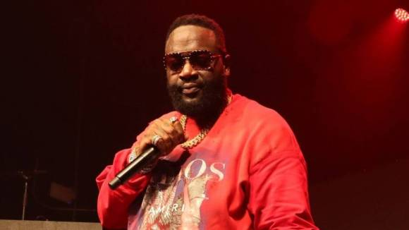 Rick Ross Meets With Kanye West As He Confirms New Album 'Richer Than I've Ever Been'