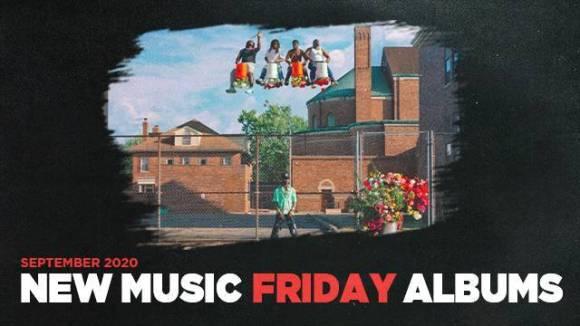 New Music Friday - New Albums From Big Sean, Tekashi 6ix9ine, Zaytoven (w/ Boosie Badazz, G Herbo) & More