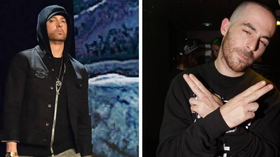 Eminem Plugs The Alchemist's New Album 'The Food Villain'