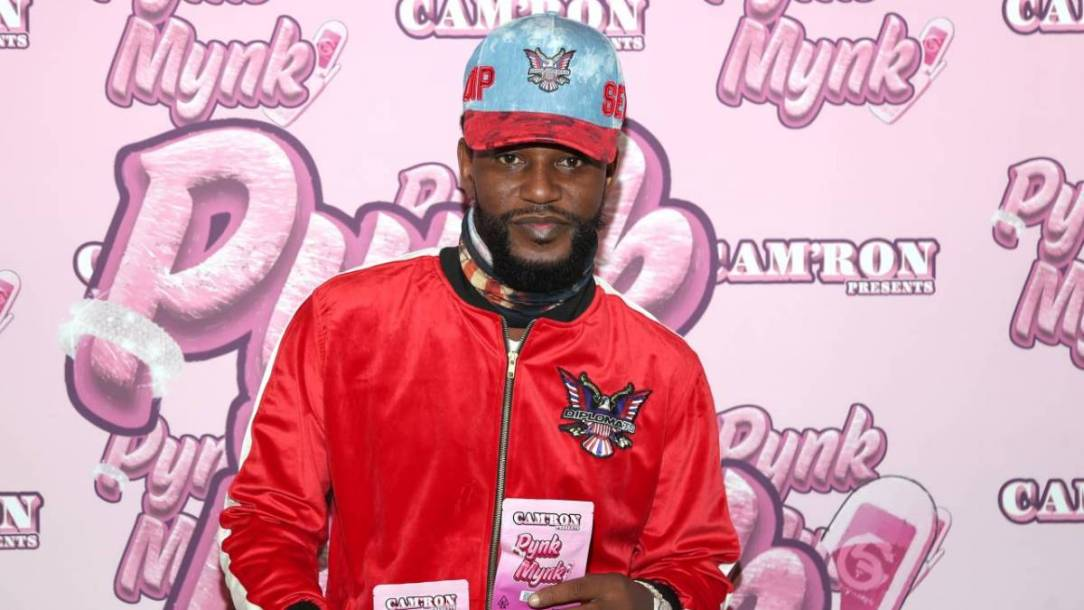 Cam'ron Unloads On Unnamed Rappers: 'I Got iPhone 3s & 4s Of Receipts!'